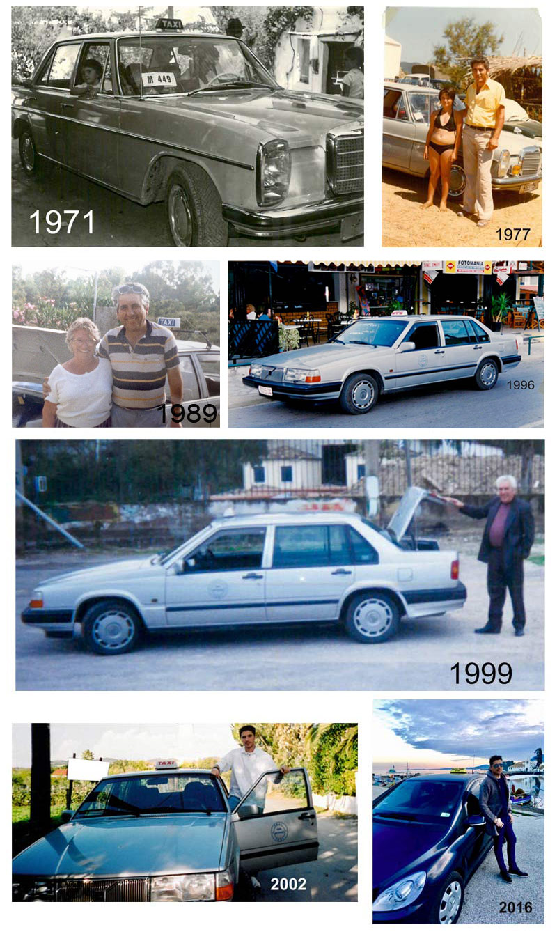 corfu taxi is a family owned business